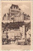 Canada Quebec Chateau Frontenac - Québec - Les Rivières