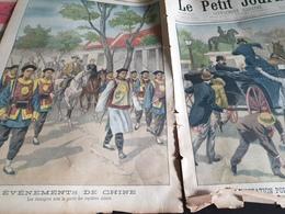 P J 1900/ CHINE ETRANGERS SOUS LA GARDE DE REGULIERS - Livres, BD, Revues