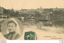 WW 16 ANGOULEME. Le Port 1913 - Angouleme
