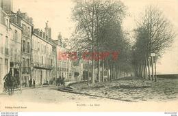 SL 41 BLOIS. Le Mail Vers 1900 - Blois