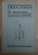 EIGEN SCHOON EN DE BRABANDER 1930 NR 9 JETTE BRUSSEL O L V MAGDALENAKERK BEGIJNHOF STEENVOORT VILVOORDE - Merchtem