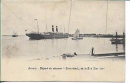 Red Star Line Vaderland - Steamers