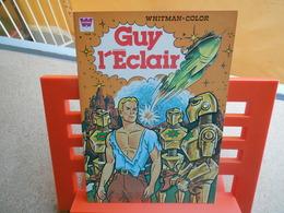 Guy L'éclair Whitman-color, Rare..3C0420 - Autocollants