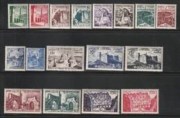 TUNISIE - N°402/18 ** (1956) - Tunisia