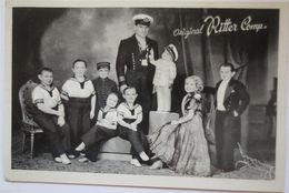 Zirkus, Liliputaner, Artisten, Original Ritter Comp., Ca. 30er Jahre  - Ansichtskarten