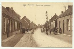 Vorsselaer  -  Steenweg Naar Grobbendonck - Vorselaar