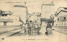 63 MARINGUES - LE PONT SUR LA MORGE- BLACK FRIDAY - Maringues