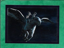 "Panini ""Crimes De Grindelwald Les Animaux Fantastiques"" Harry Potter N°114 L'hippogriffe Hermione Granger 2scans - Andere"