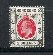 Hong Kong - Colonie Britannique - N° 91 * - Neuf Avec Charnière - Hong Kong (...-1997)