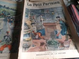 P.P /1901  /LE VESINET CRIME - 1900 - 1949