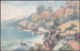 Elbury Cove, Paignton, Devon, 1906 - Tuck's Oilette Postcard - Paignton