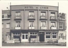 NIEUWPOORT / HOTEL RESTAURANT DE L YSER - Nieuwpoort