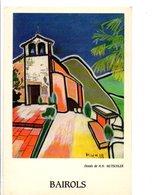 BAIROLS 06 - DESSIN DE H.H. MUTSCHLER - Altre Illustrazioni