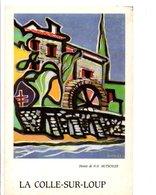 LA COLLE SUR LOUP 06 - DESSIN DE H.H. MUTSCHLER - Altre Illustrazioni