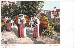 SPLIT - SPALATO / PAZAR - BAZAR - POSTMARKED TRIESTE 1902 ~ AN OLD POSTCARD #22606 - Kroatien