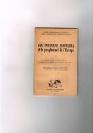 Les Invasions Barbares & Le Peuplement De L'Europe A Varagnac H Berr A Dauzat F Gidon R Grousset A Haudricourt G Jeanton - Historia