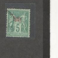 VATHY1893-1900:Yvert 1used - Vathy (1893-1914)