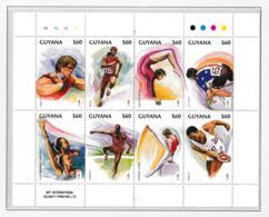 Guyana 2012 Olympic Games In London Souvenir Sheet MNH/** (H35) - Sommer 2012: London