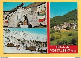 Postalesio (SO) - Viaggiata - Italie