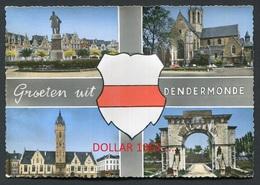 Groeten Uit Dendermonde - Oost-Vlaanderen - België - NOT  Used - See The 2 Scans For Condition( Originaal) - Dendermonde