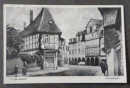 Wolfenbuttel -  Carte Vierge - Allemagne