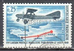 France 1968 - Mi.1632 - Used - Oblitéré - France