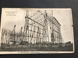 77 Hangar De Beauval Novembre 1908 A.Michelin Constructeur - Meaux