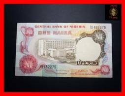 NIGERIA 1 Naira   1973 P. 15 B  XF - Nigeria