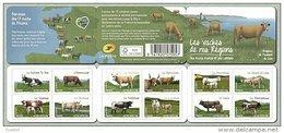 Carnet N° BC N° 953, Les Vaches - Carnets