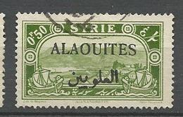 ALAOUITES N° 24 OBL - Oblitérés