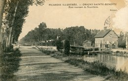 ORIGNY SAINTE BENOITE PONT TOURNANT DE NEUVILETTE - Other Municipalities
