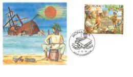 MONACO 1994 - FDC 17.10.1994 - MiNr. 2207 - FDC