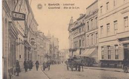 KORTRIJK / LEIESTRAAT / ANIMATIE KOETS - Kortrijk