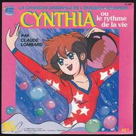 DISQUE - 45T - Vinyle - Cinthia - 11155 - Enfants