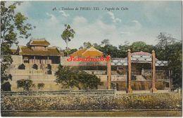 Tombeau De Thieu-Tri - Pagode Du Culte - Vietnam
