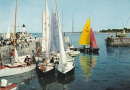 CP 17 Charente-Maritime Ile De Ré La Flotte En Ré Port - Ile De Ré