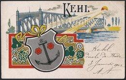 Deutschland / Germany: Kehl  1902 - Kehl