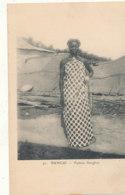REPUBLIQUE CENTRAFRICAINE )) Femme Sanghos - Centrafricaine (République)