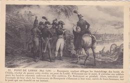 CPA - Napoleon - Pont De Lodi - ELD N° 22 - History