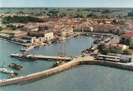 CP 17 Charente-Maritime Ile De Ré La Flotte En Ré Port Vue Générale - Ile De Ré