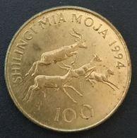 TANZANIE - TANZANIA - 100 SHILINGI SHILINGI MIA MOJA 1994 - MWALIMU JULIUS K. NYERERE - KM 32 - Antilope Impalas - Tanzania