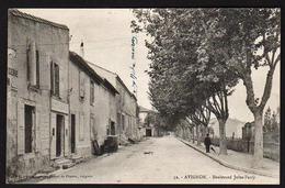 AVIGNON: Belle Vue éclairée Bld. Jules Ferry. Superbe - Avignon
