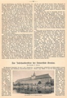 451 Breslau 100 Jahre Universität Polen Artikel Mit 7 Bildern 1911 !! - Other