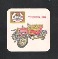 Bierviltje - Sous-bock - Bierdeckel - SUPRA - CHEVALIER MARIN MECHELEN - THIEULIN  1907 (B 1069) - Beer Mats