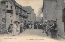 CPA Illartein - Rue Principale - Sonstige Gemeinden