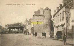 35 Combourg, La Place Des Halles, N° 1 - Combourg