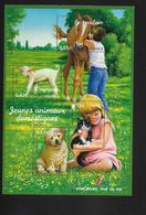 2006 - France - Animaux Domestiques / YT 96 / MNH** - Blocks & Kleinbögen