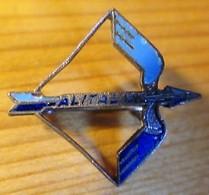 Pin's - ALITALIA Airlines - Vliegtuigen
