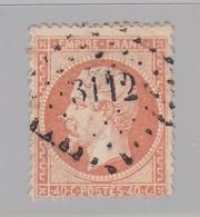 PC 3112 St Hilaire De Saintonge ( Dep 16 ) S / N° 23 - Marcophilie (Timbres Détachés)