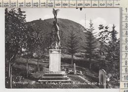 SCANDRIGLIA RIETI MONUMENTO AI CADUTI E CONVENTO S. NICOLA VG - Rieti
